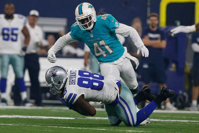 Dolphins lose to Bengals on Thursday night, 22-7
