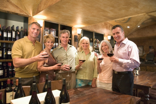 Move Over California! Local Wineries That Rock
