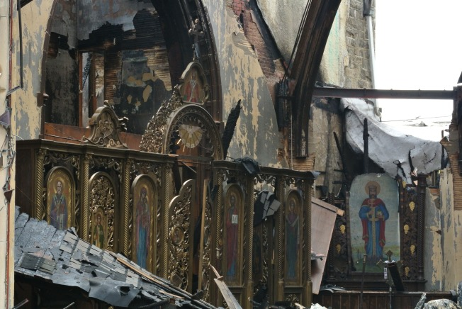 Historic Church Starts Fund to Rebuild After Fire