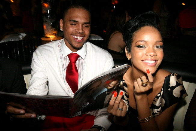 Chris Brown in Anger Management: Report