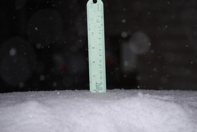 Final Snow Totals -- How Much Did Your Town Get?
