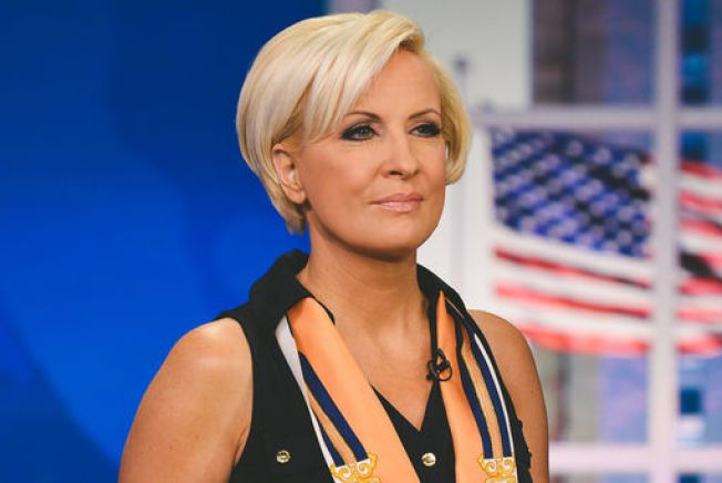 Mika Brzezinski Brings 'Know Your Value' Tour to Philadelphia