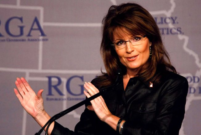 Palin Leads Top Quotes of 2008