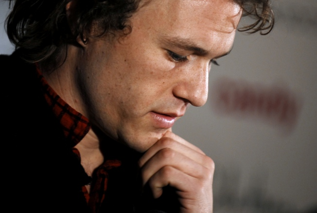 Heath's Curtain Call: Final Role Screened at Cannes