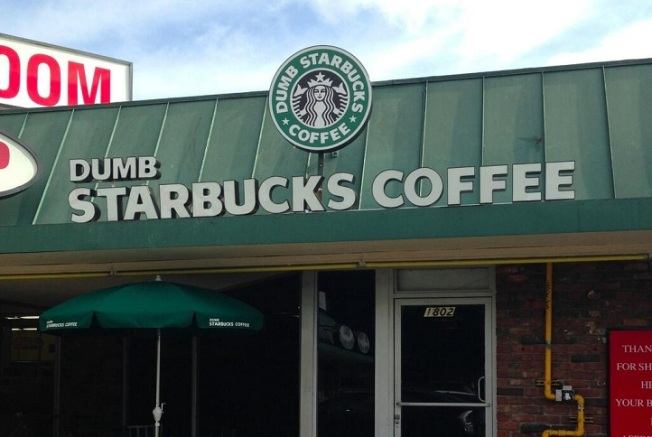 """""""Dumb Starbucks"""" Draws Crowds"""