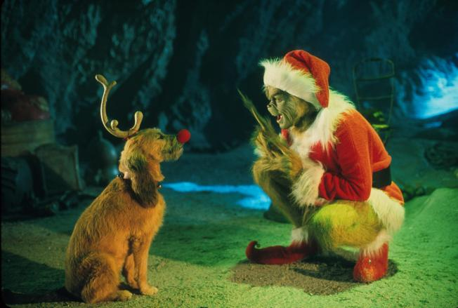 The Grinch Who Stole Christmas Mayor.The Grinch Who Stole Louisville S Whoville Christmas Nbc