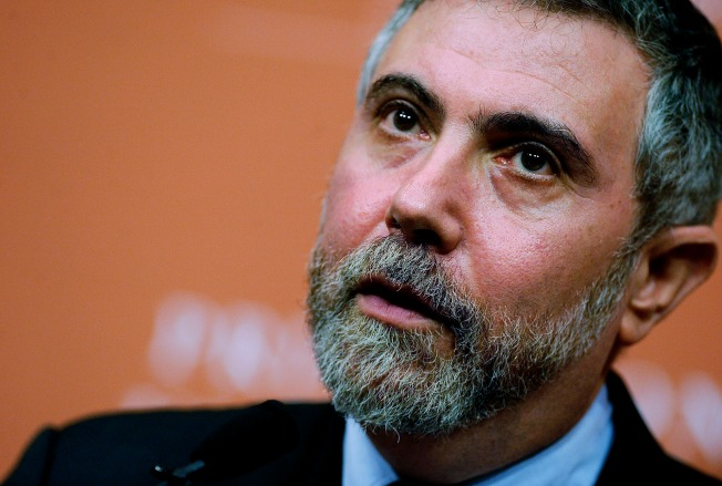 Krugman: U.S. Auto Industry Will Likely Disappear