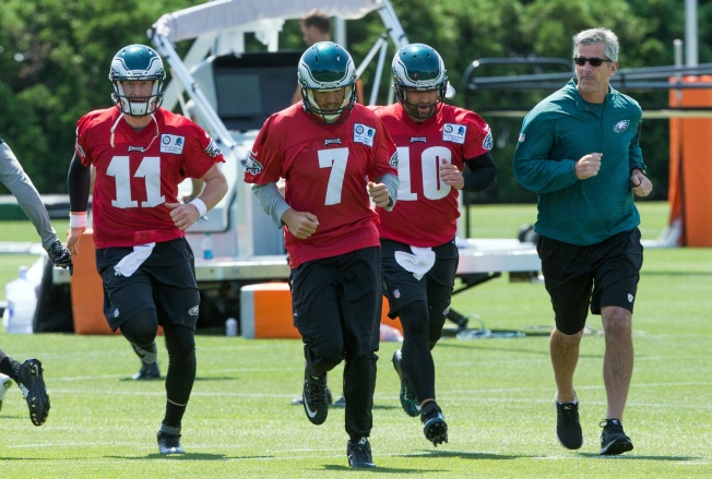 Eagles Training Camp Preview: We're So Screwed