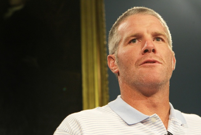 Brett Favre Speaks, Admits Contact With Lions