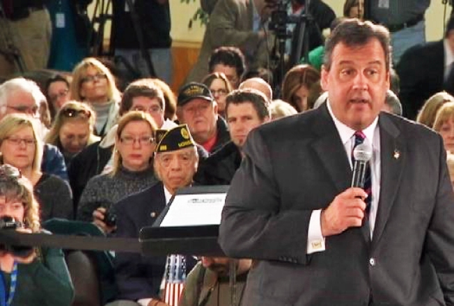 Christie Says Federal Requirements Delaying Sandy Aid