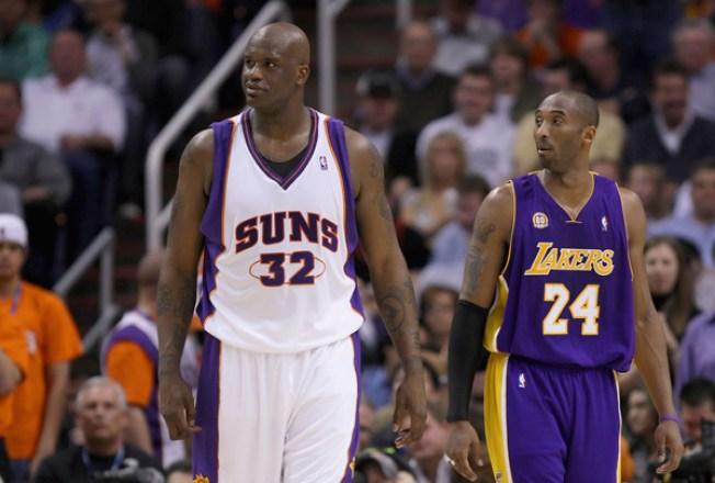 Shaq: I Didn't Say Phil Orchestrated the Kobe Feud