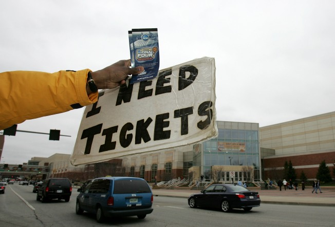 Del. Lawmakers to Vote on Ticket Scalping Ban