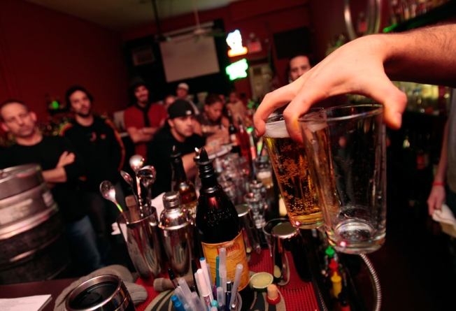 Philly's Best Happy Hour