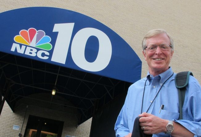 NBC10's Ruggles to Call It a Career