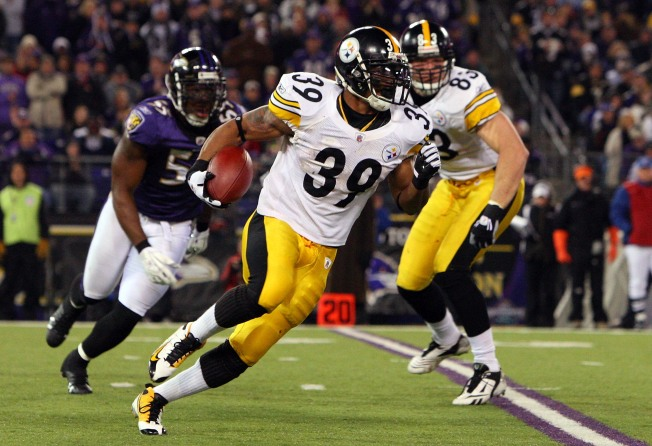 Steelers Clinch AFC North with Win Over Ravens