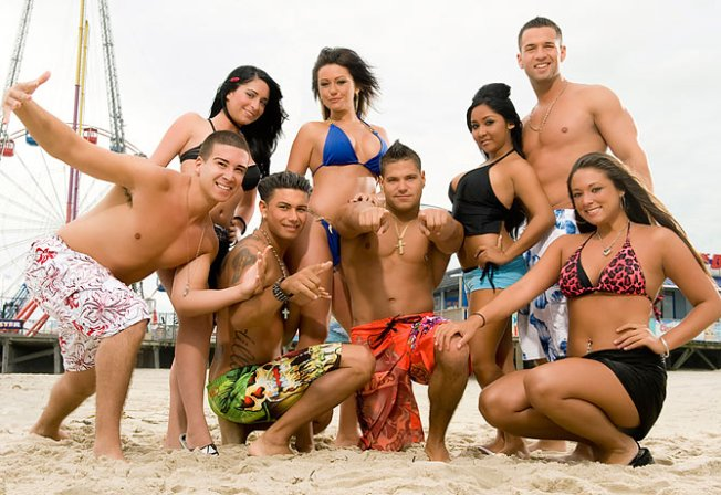 """Jersey Shore"" Goes on Strike: TMZ"