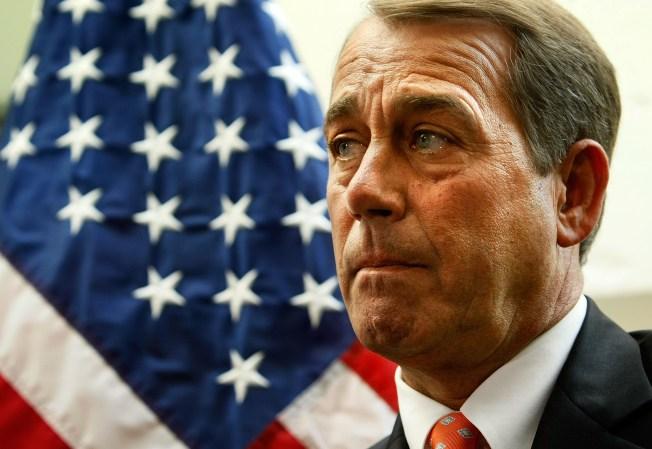 Boehner Blasts Obama's Olympic Move