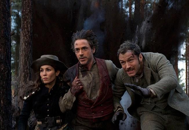 """""""Sherlock Holmes"""" Debuts With Weak $40 Million"""