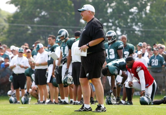 Eagles Keep Training Camp in Lehigh Through 2013