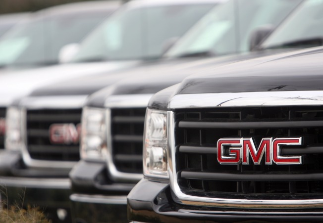 GM Posts $6 Billion Loss, Spends $10.2B in Cash