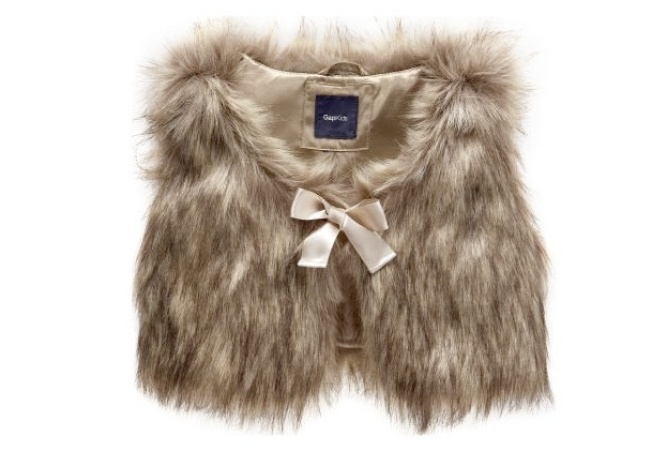 Fashionable Fur For Your Kids