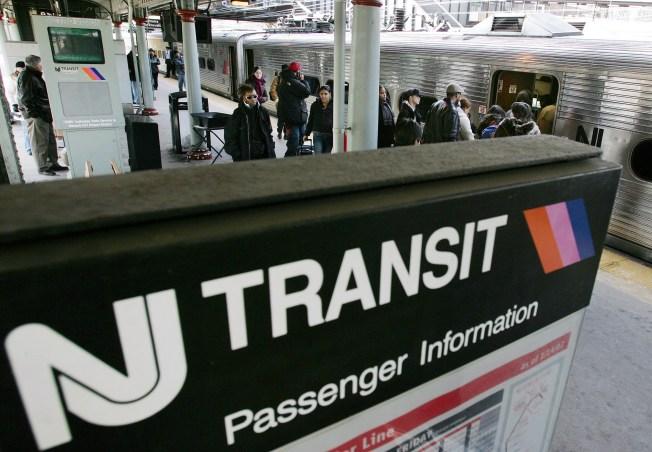 Speed Limit Lowered on NJ Roads, NJ Transit Cross Honoring Tickets