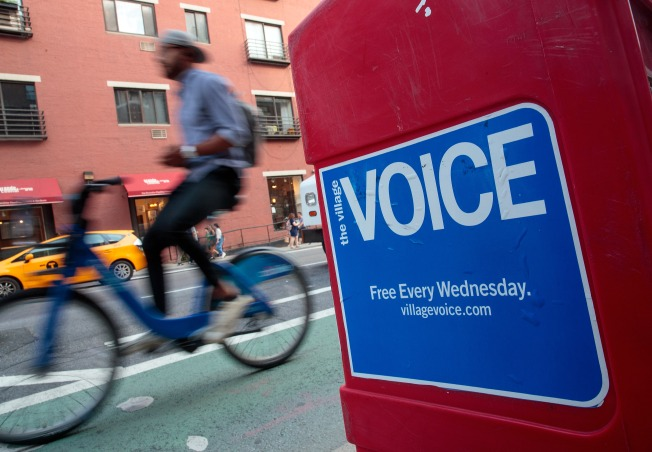 Groundbreaking Alternative Paper Village Voice Shuts Down