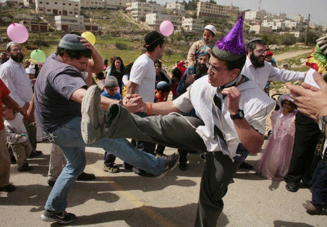 Purim Palooza Tonight!