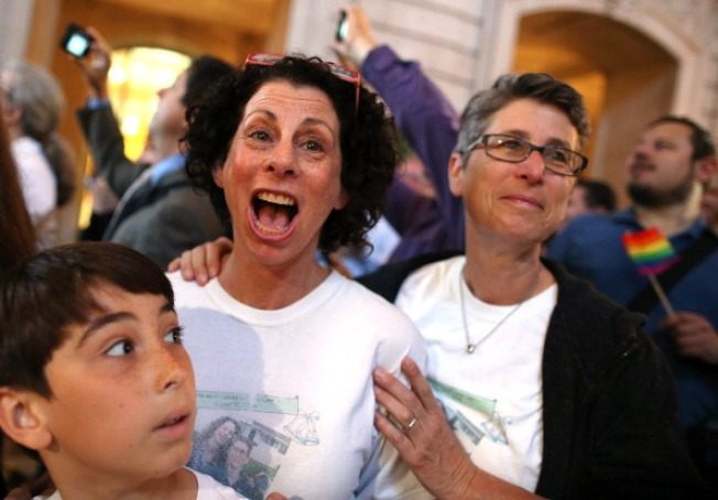 Same-Sex Marriage Ruling Ignites House Dispute