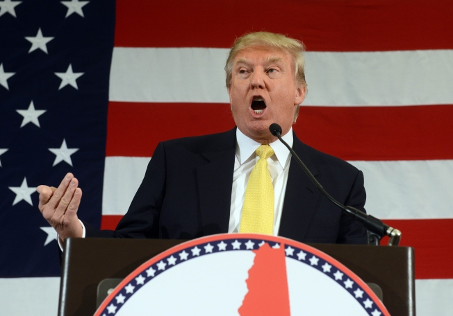 Trump Sets Date for Announcement of 2016 Plans