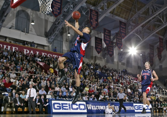 The Ghosts of the Palestra?