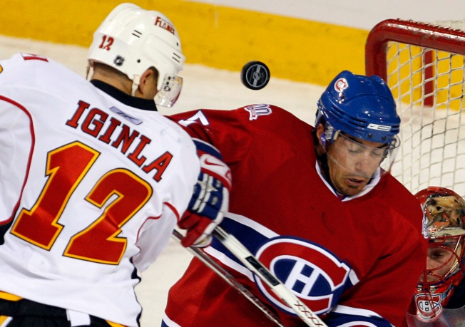 NHL Last Night: Lang Scores Twice in Canadiens' W