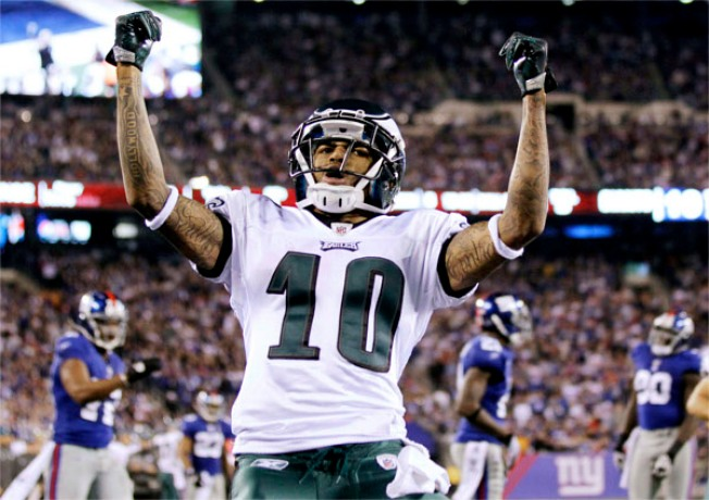 The Eagles are expected to pursue DeSean Jackson this offseason
