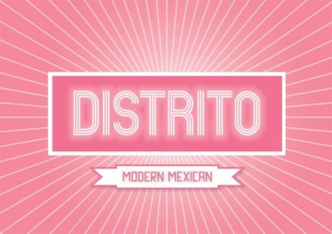 College Student? Get 20 Percent Off at Distrito