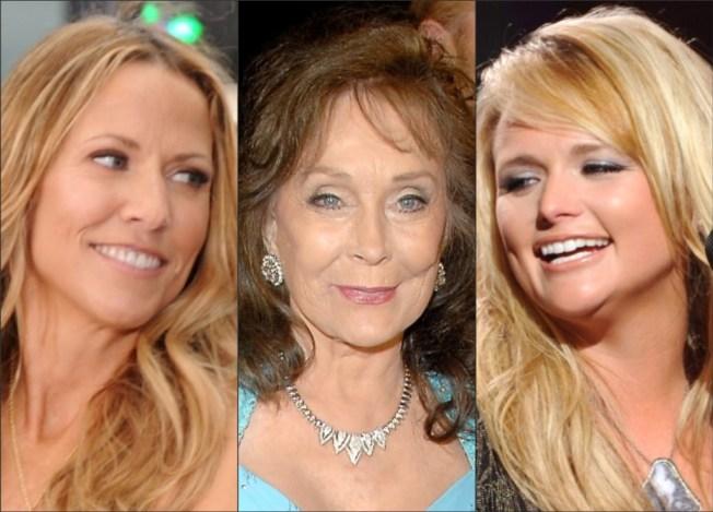 Sheryl Crow, Miranda Lambert to Pay Homage to Loretta Lynn