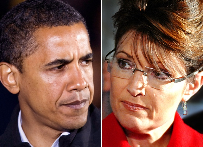 Palin Lets Loose on Obama