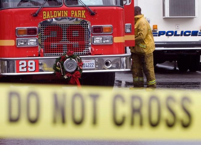 Cops Find Second Car in Santa Slay