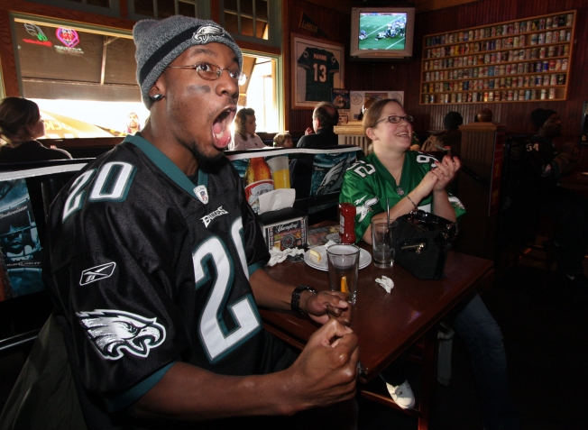 Sunday's Alright for Eagles Specials