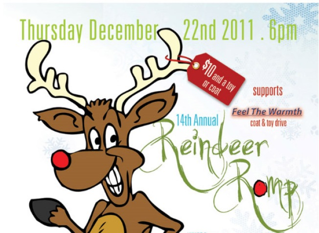 Romp Like a Reindeer in Fairmount