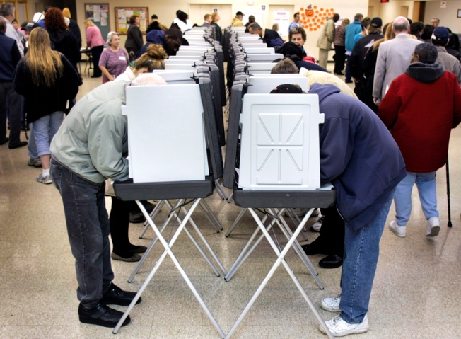 Voting Problems Across the Region