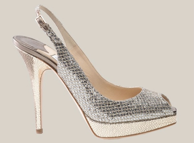Sparkly Shoes from Jimmy Choo