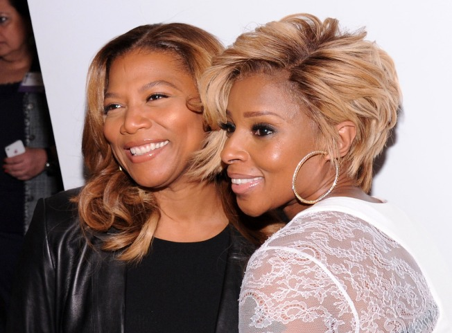 Queen Latifah, Mary J. Blige Join NBC's 'The Wiz Live'