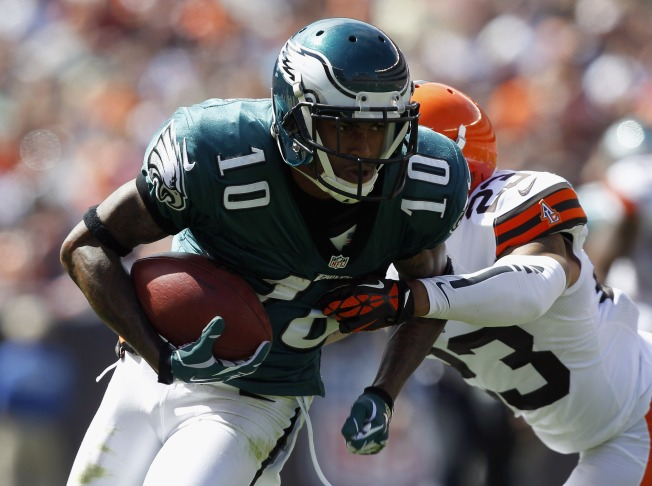 Eagles Fans Floored by DeSean Jackson Release