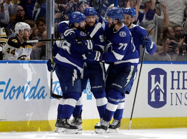 04bfbb05cc8 2019 Stanley Cup Playoffs Schedule  Lightning Vs. Blue Jackets Kicks Off  First Round Wednesday