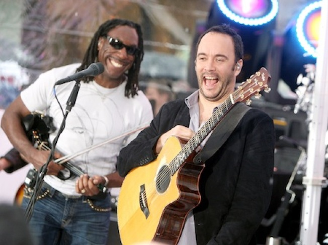 DMB Caravan to Offer Single-Day Tix
