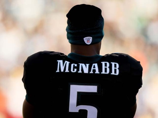 Could the Birds Be Looking to Trade McNabb?