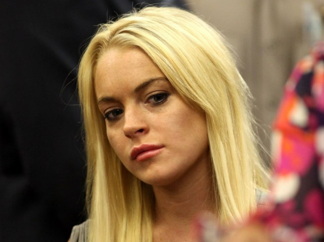 """Lindsay Lohan Replaced by Malin Akerman for """"Inferno"""""""