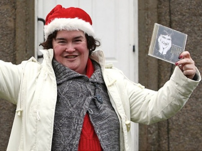 "Susan Boyle to Appear on ""Glee"""