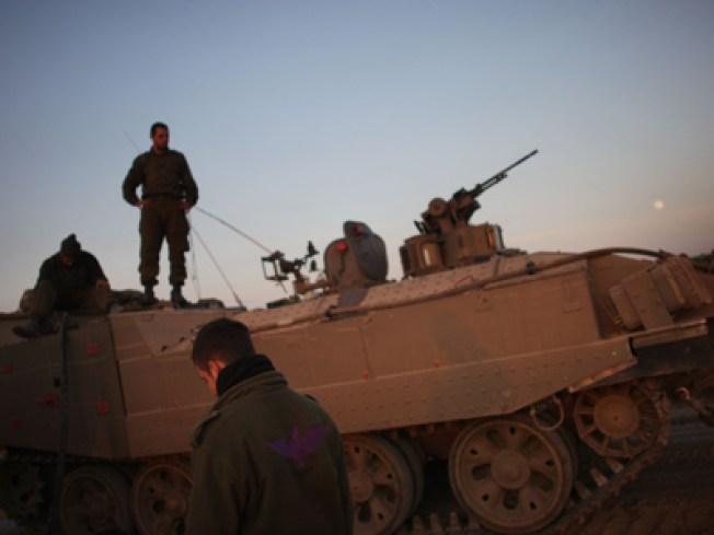 Hamas Refuses Gaza Truce Until Onslaught Ends