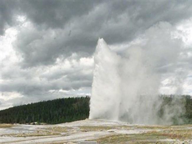 Earthquake Swarm at Yellowstone